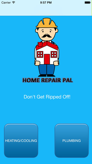 2) Home Repair Pal