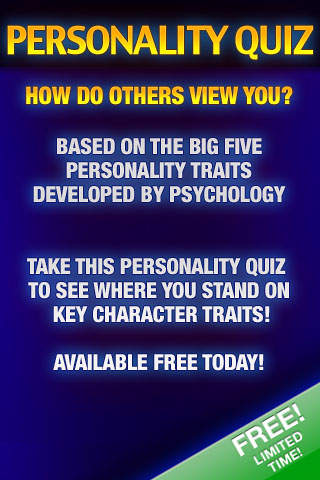 personality quizzes online