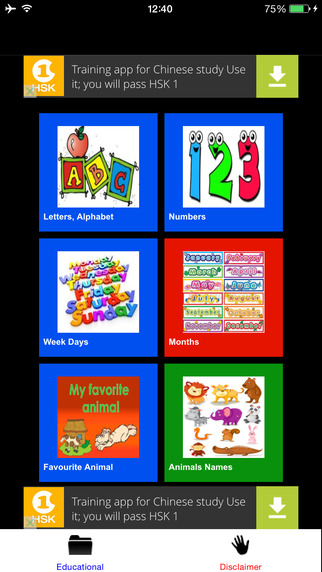 Educational Games for Kids - Learning Mini Games with Math, Time, Counting, Numbers, and Shapes elementary educational games