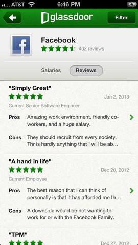 Glassdoor: Salaries & Company Reviews