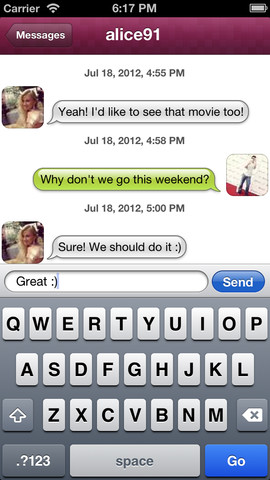 Waplog - Meet New People Live Chat, Dating and Photo Loader 1.1