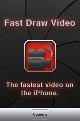 Fast Draw Video video recording devices