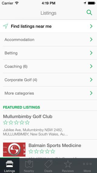 Aussie Golf Deals golf equipment deals