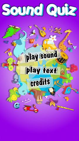 Sound Quiz - Memo Game