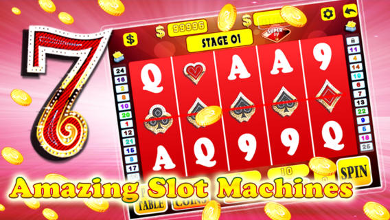 super 7 casino games