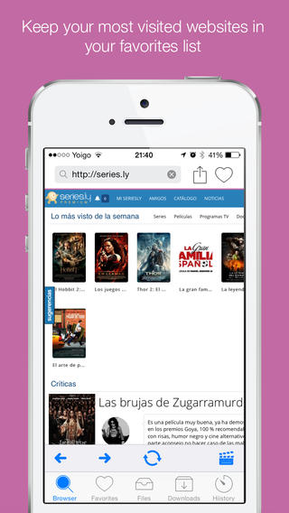 Video Web Downloader - Download and play videos from the Web! (no YouTube) at tracker web