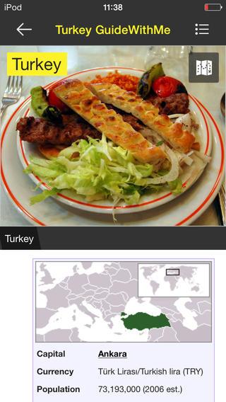 Turkey Travel Guide With Me Offline anatolia turkey travel