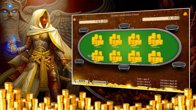 Queen of Egypt - Best Ancient Empire Slot Casino Games slot games caesars empire
