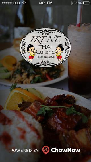 Irene Thai Cuisine thai cuisine
