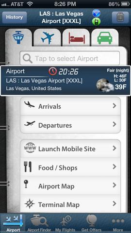 Las Vegas Airport Pro