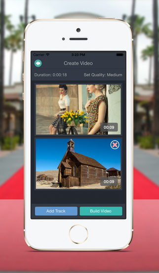 Snippet Pro - Movie Maker and Video Editor with Video Effects and Video Editing Filters video editing