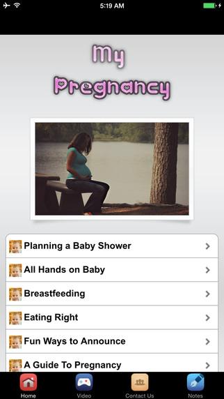 Symptoms Of Pregnancy - Free Pregnancy App very early symptoms pregnancy