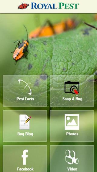 Royal Pest APP pest control equipment