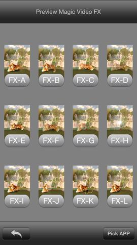Magic video FX-E