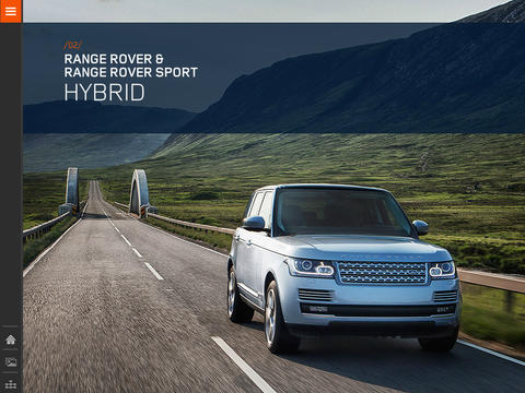 2014 Land Rover Model Range fashion land model