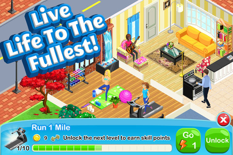 dream life game online