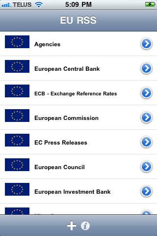 EU RSS