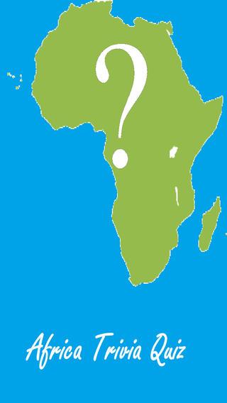 Africa Trivia Quiz africa map quiz