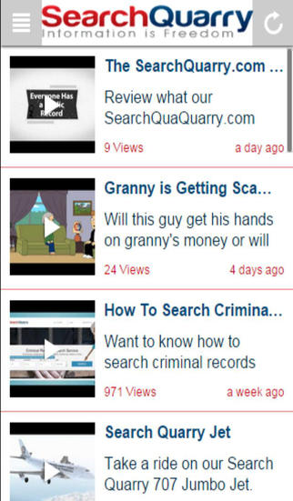 Search Quarry Tool Box background check public records