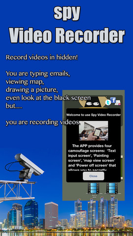 [spy Video Recorder] Camouflage tool for video recording video recording devices
