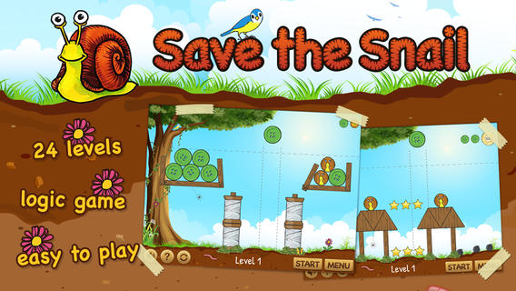 Save the Snail HD