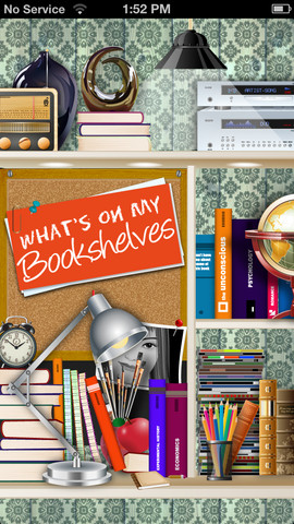 What`s On My Bookshelves?