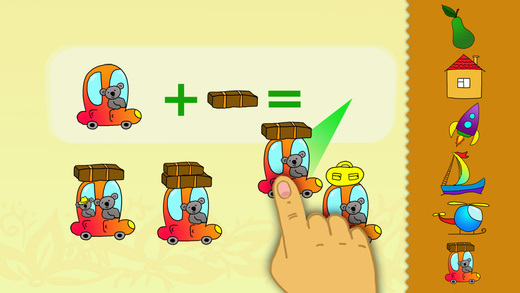 Maths and logic games for kids - educational mini-games for kids 2+ fun ipad mini games