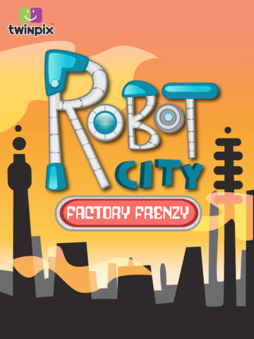 Robot City factory automation robot