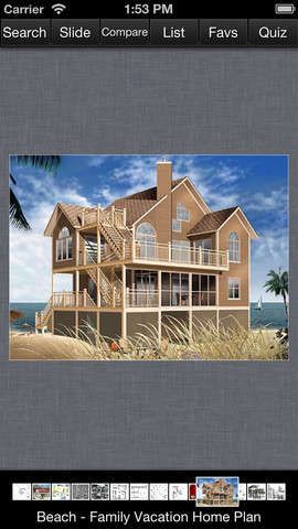 Beach House Plans - Family Home Plans touring plans