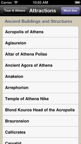 Tour @ Athens ancient athens culture