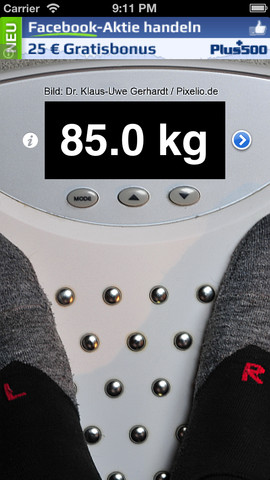 Personal Weight Logger