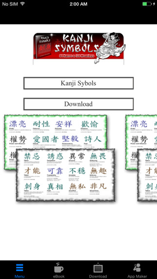Kanji Symbols for Tattoos:Over 220 Rare and Beautiful Chinese and Kanji Tattoos... flower tattoos