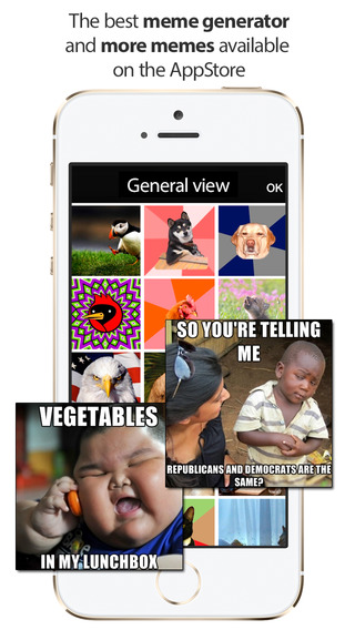 Meme Generator App for iOS Generator of Memes and Images handwriting generator