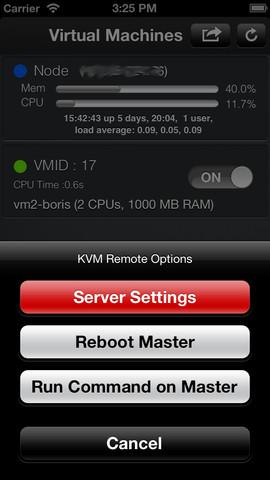 KVM Remote (libvirt, virsh & linux-kvm remote)