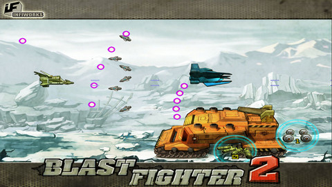 Blast Fighter II