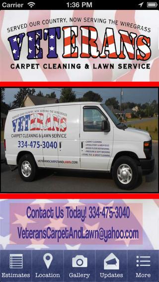 Veterans Carpet veterans
