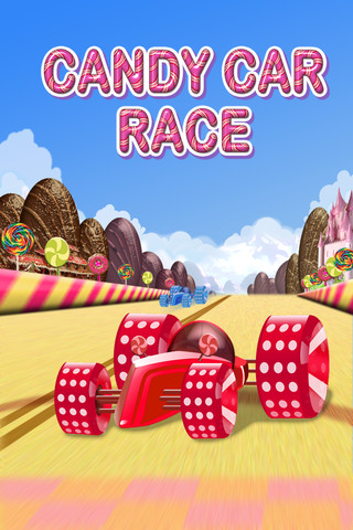 Candy Car Race - Drive or Get Crush