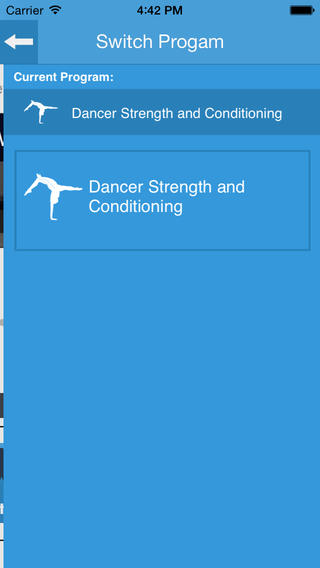 Dancing Conditioning Trainer