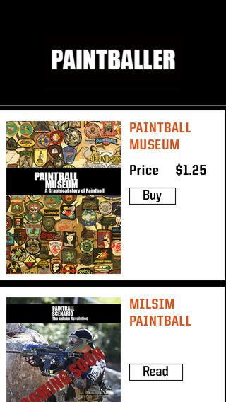 PAINTBALLER paintball sniper