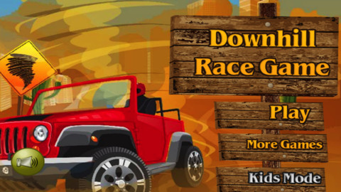 Down Hill Race