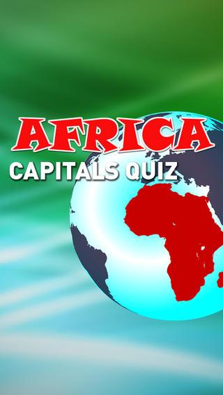 Capitals of Africa africa map quiz