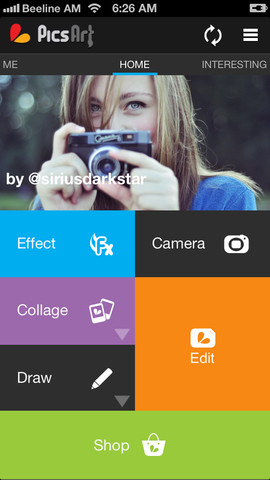 PicsArt Photo Studio 1.0