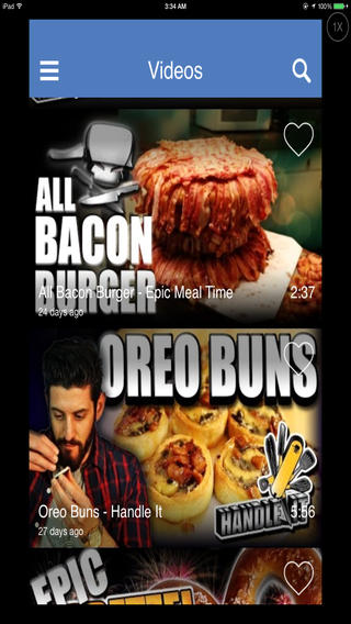 Epic Meal Time Videos by Fan time killers videos