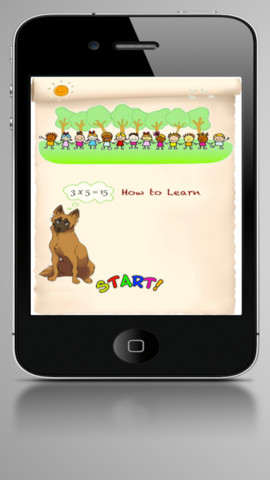 Multiplication Trainer age 3-9