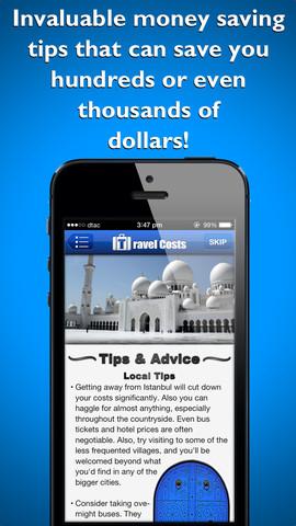 Travel Costs: Turkey anatolia turkey travel