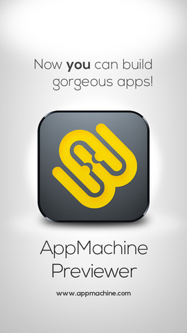 AppMachine Previewer