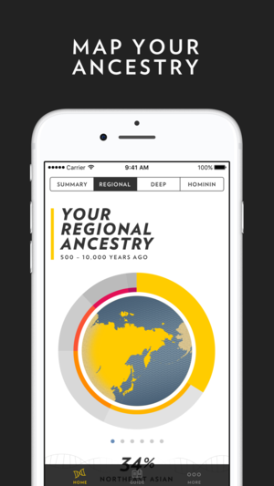 Geno 2.0 - Ancestry DNA Test ancestry dna