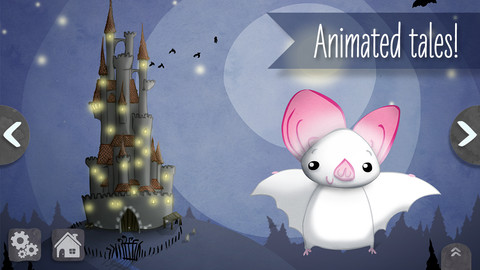 Tab, the White Bat - the first story thought up to help children discover and appreciate diversity.