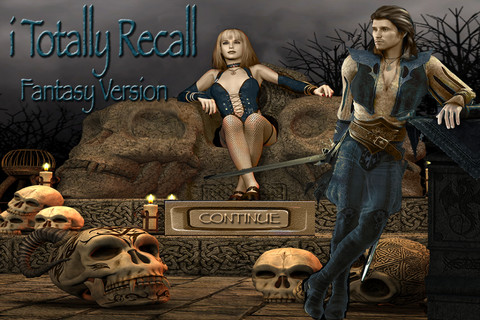 iTotally Recall: Fantasy Version Vol. 1