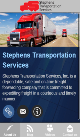 Stephens Transportation Services, Inc. freight trucking business